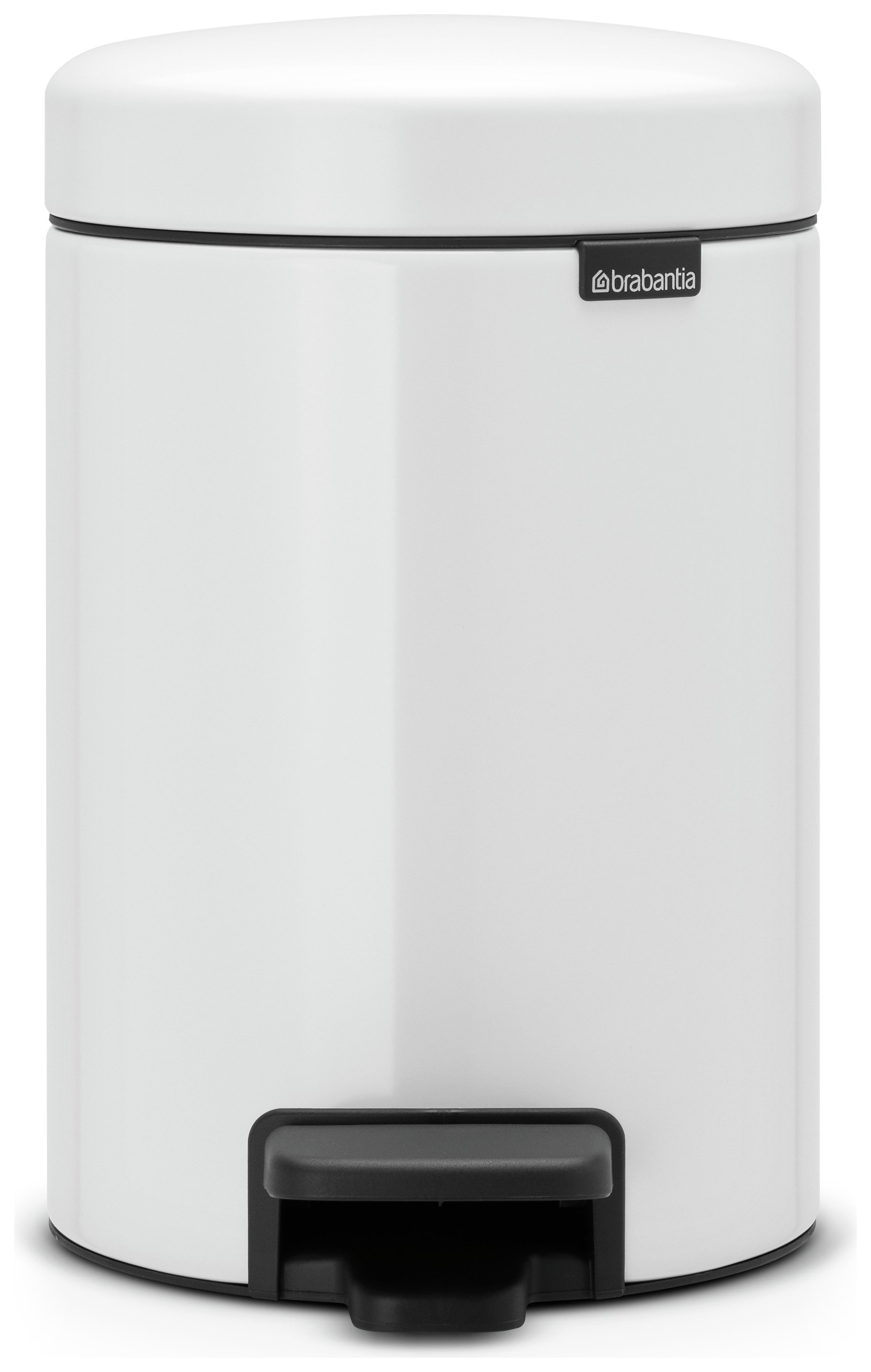 brabantia-3-litre-newicon-pedal-bin-white