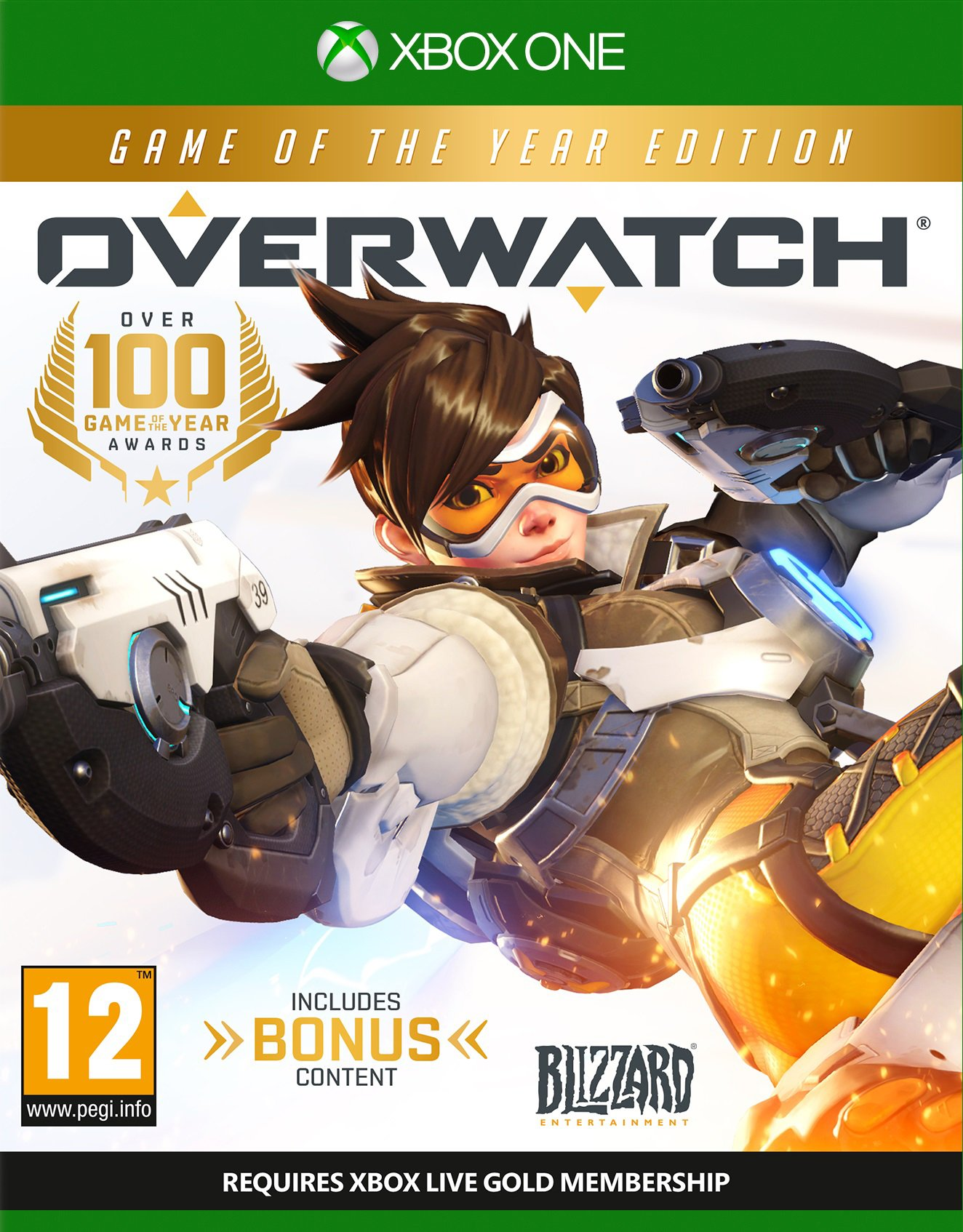 Image of Overwatch Game of the Year Edition Xbox One Game