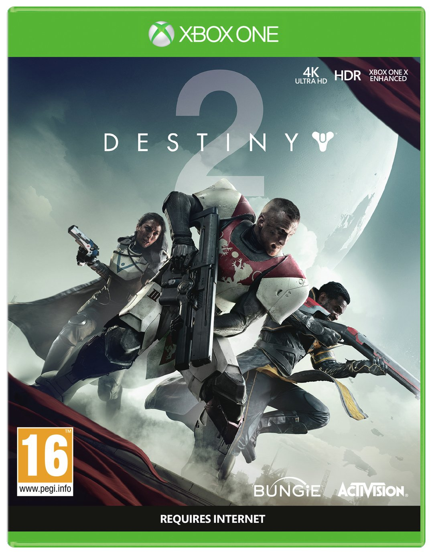 'Destiny 2 Xbox One Game