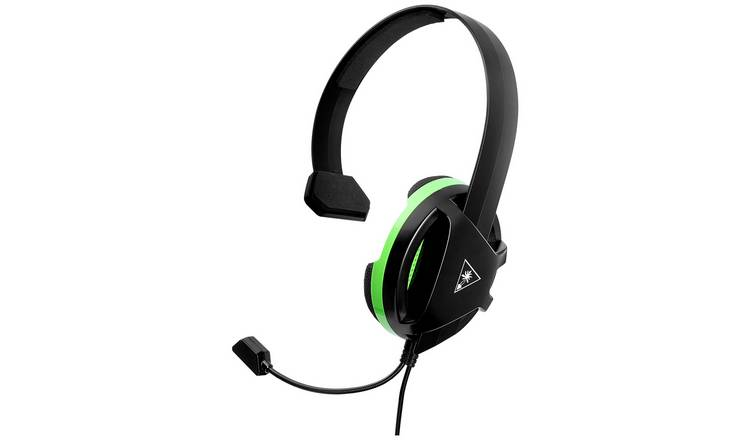 Buy Turtle Beach Recon Chat Xbox One Headset - Black | Gaming headsets |  Argos
