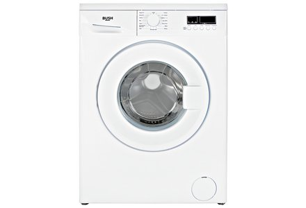 Bush WMDF714W 7KG 1400 Spin Washing Machine - White