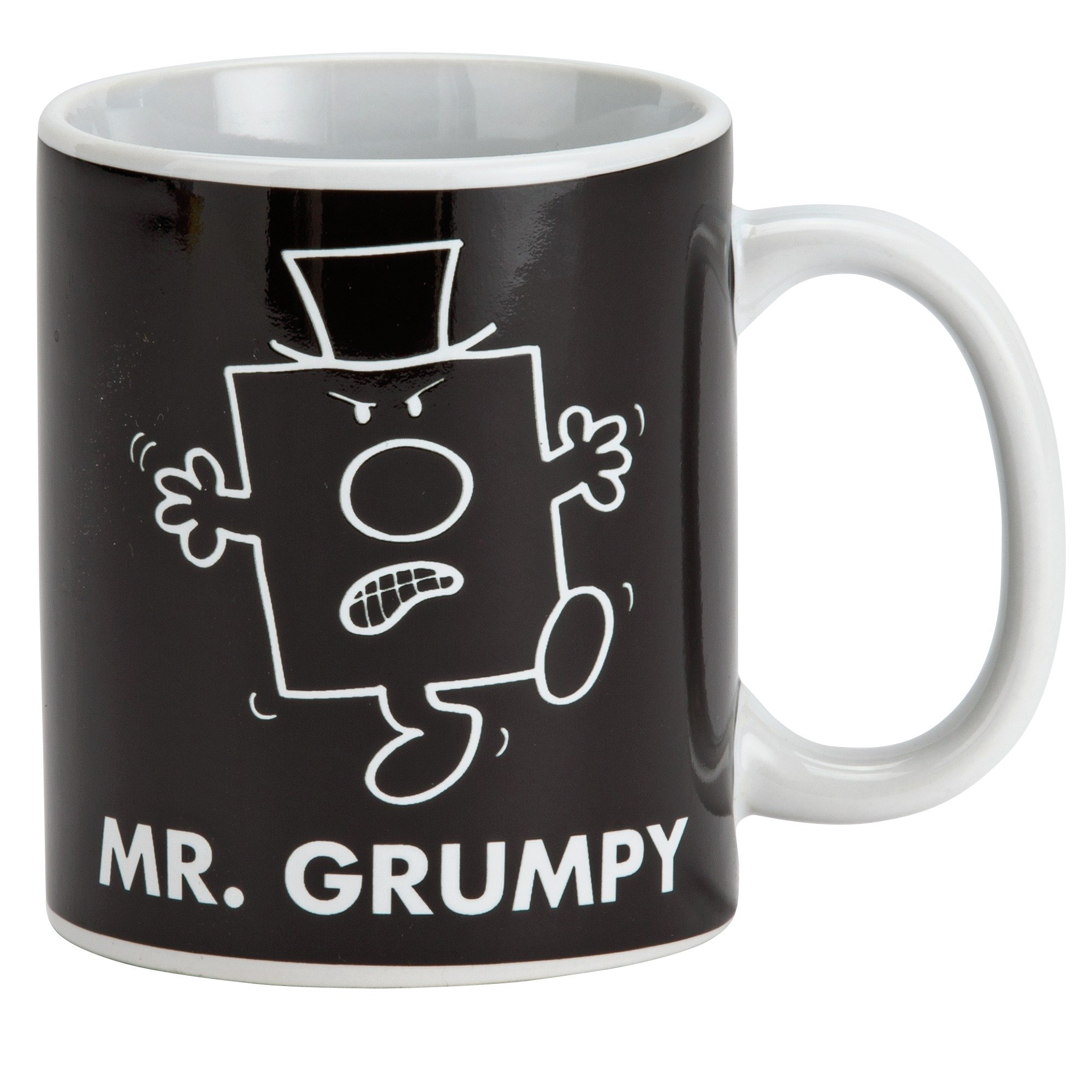 Mr Men Heat Revealing Mug.