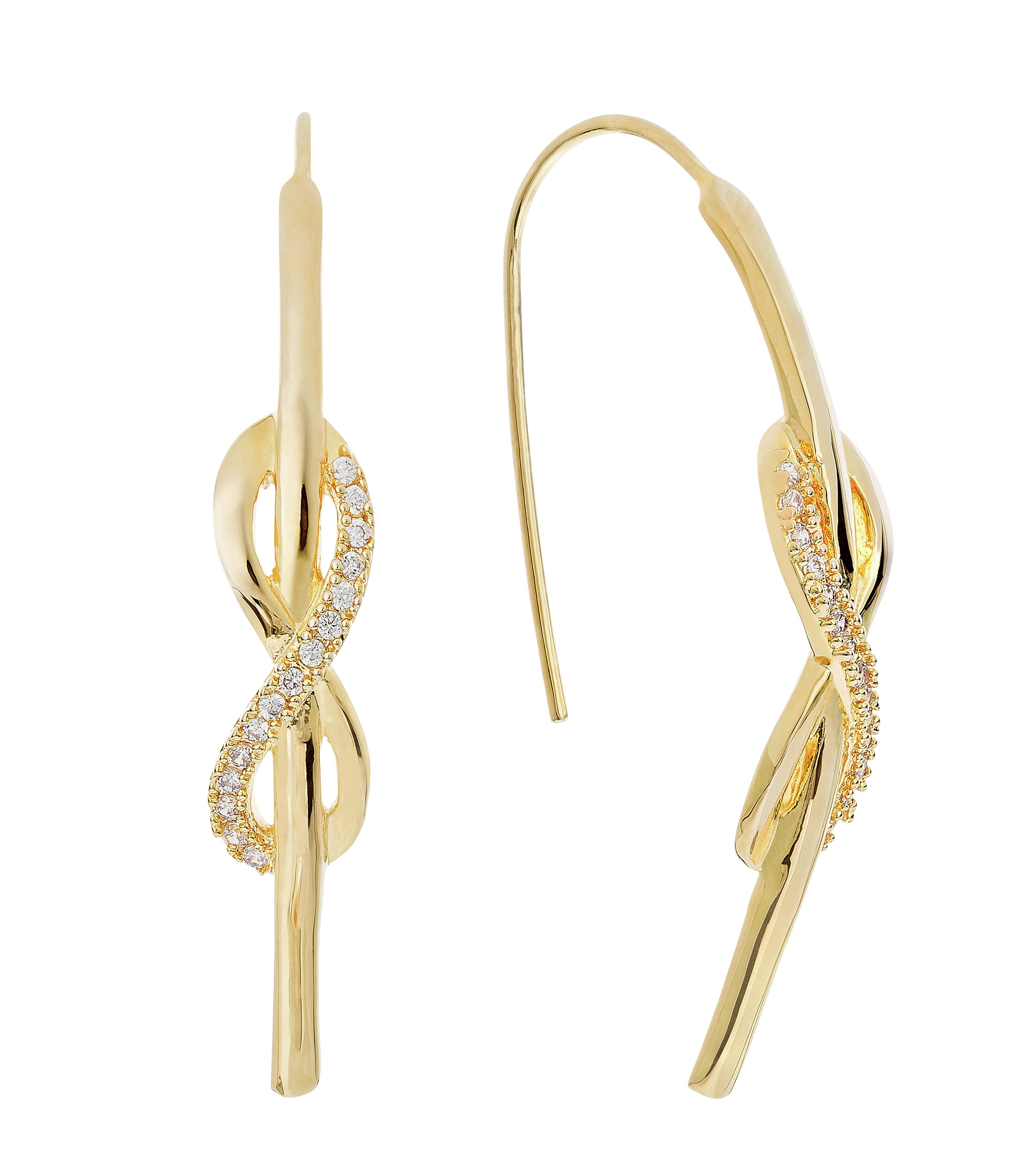 abbey-clancy-gold-colour-cubic-zirconia-bow-earrings