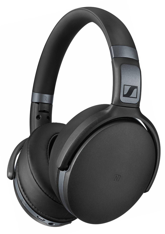 Sennheiser HD 4.40BT Around- Ear Wireless Headphones - Black