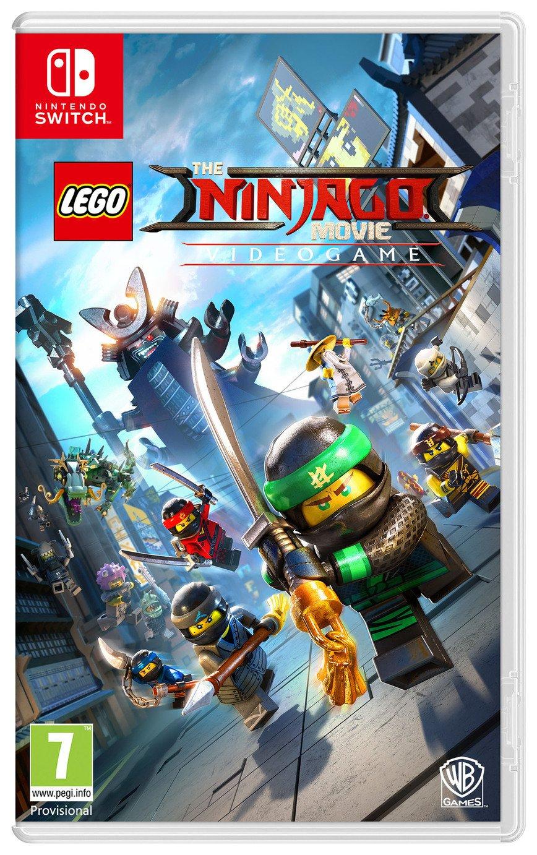 LEGO Ninjago Movie Nintendo Switch Game