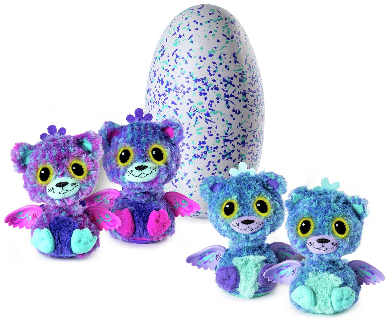 Image of Hatchimals Surprise Peacat