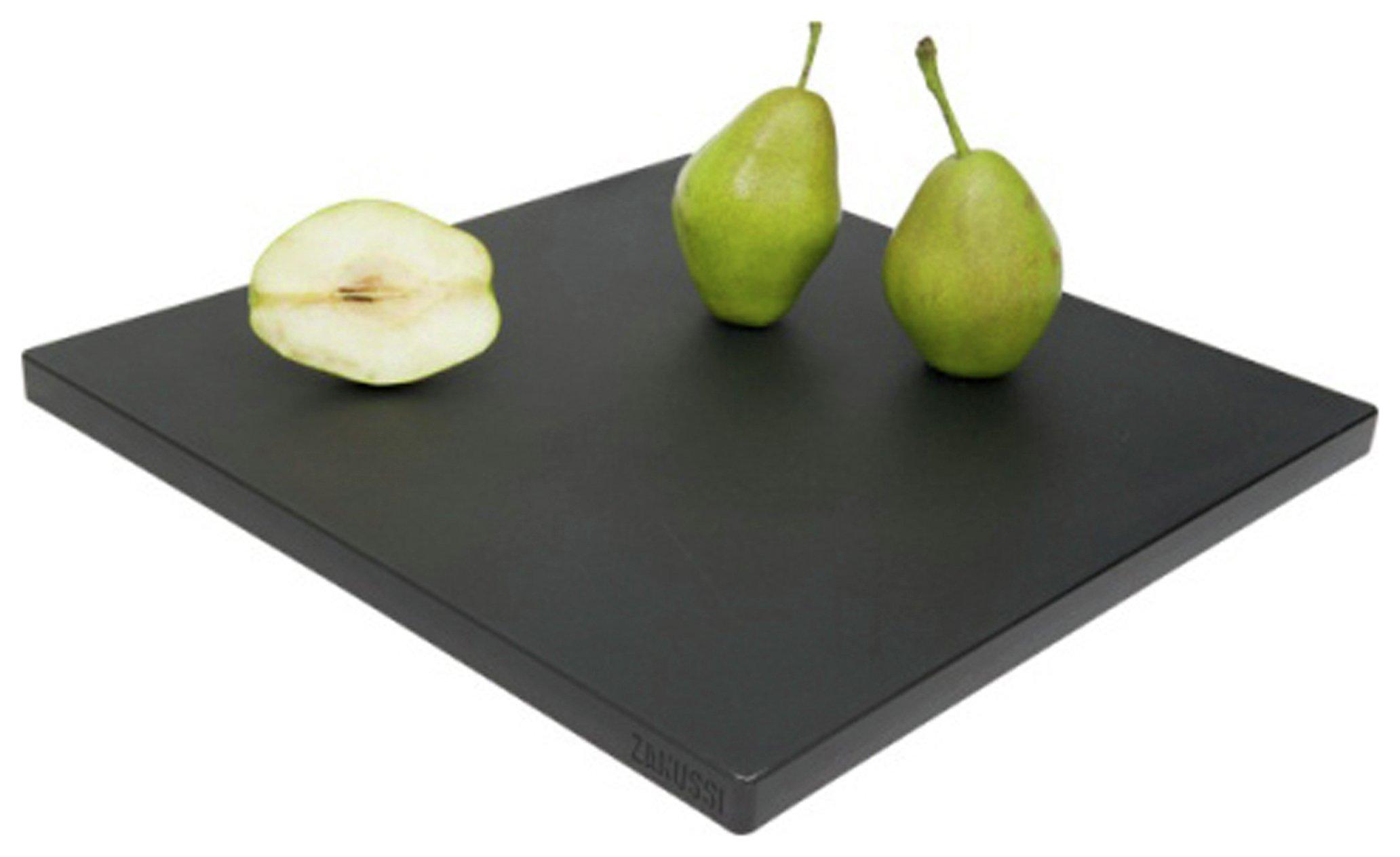 zanussi-polyethylene-cutting-board-black