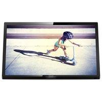 Philips 24PHT4022 24'' 720p HD Ready Black LED TV