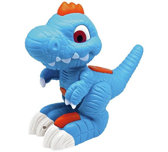 Buy chad valley talk and touch t rex 2 for 15 pounds on toys argos chad valley talk and touch t rex gumiabroncs Choice Image