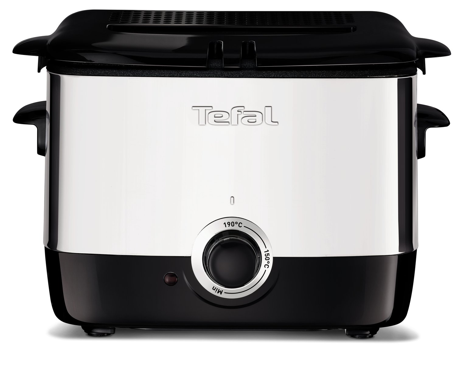 Tefal FF220040 Pro Mini Fryer - Stainless Steel.