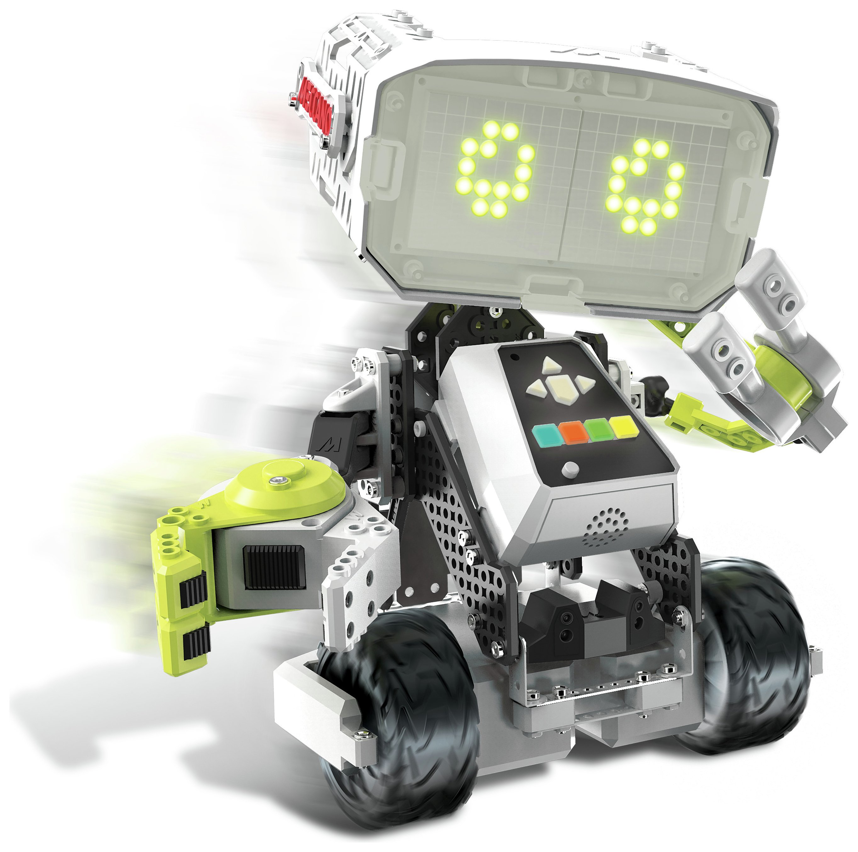 Image of Meccano M. A. X. Robot Building Set