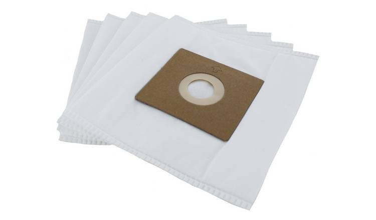Simple Value Compact Bagged Cylinder Dust Bags - Pack of 5