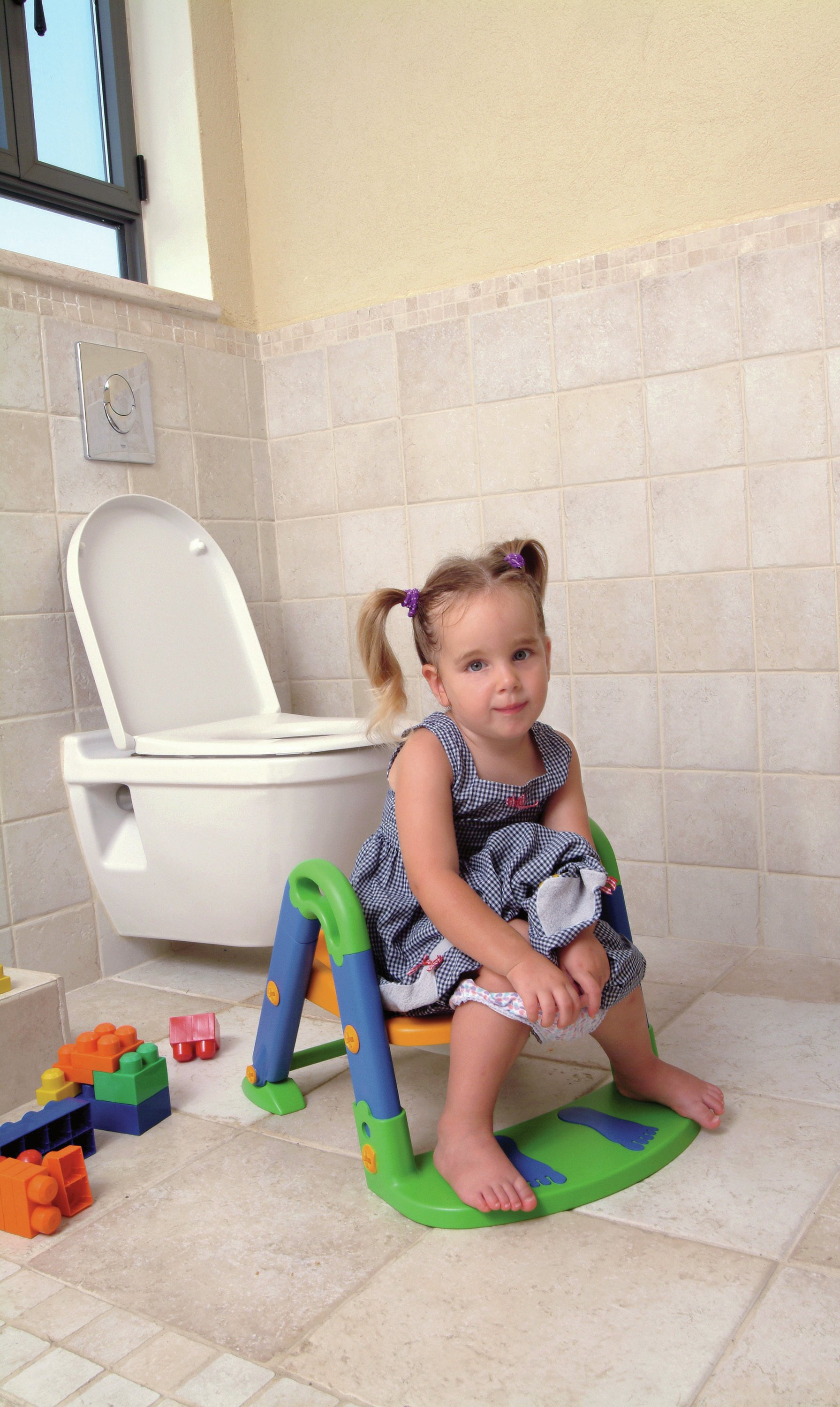 Image of Dreambaby 3 in 1 Toilet Trainer