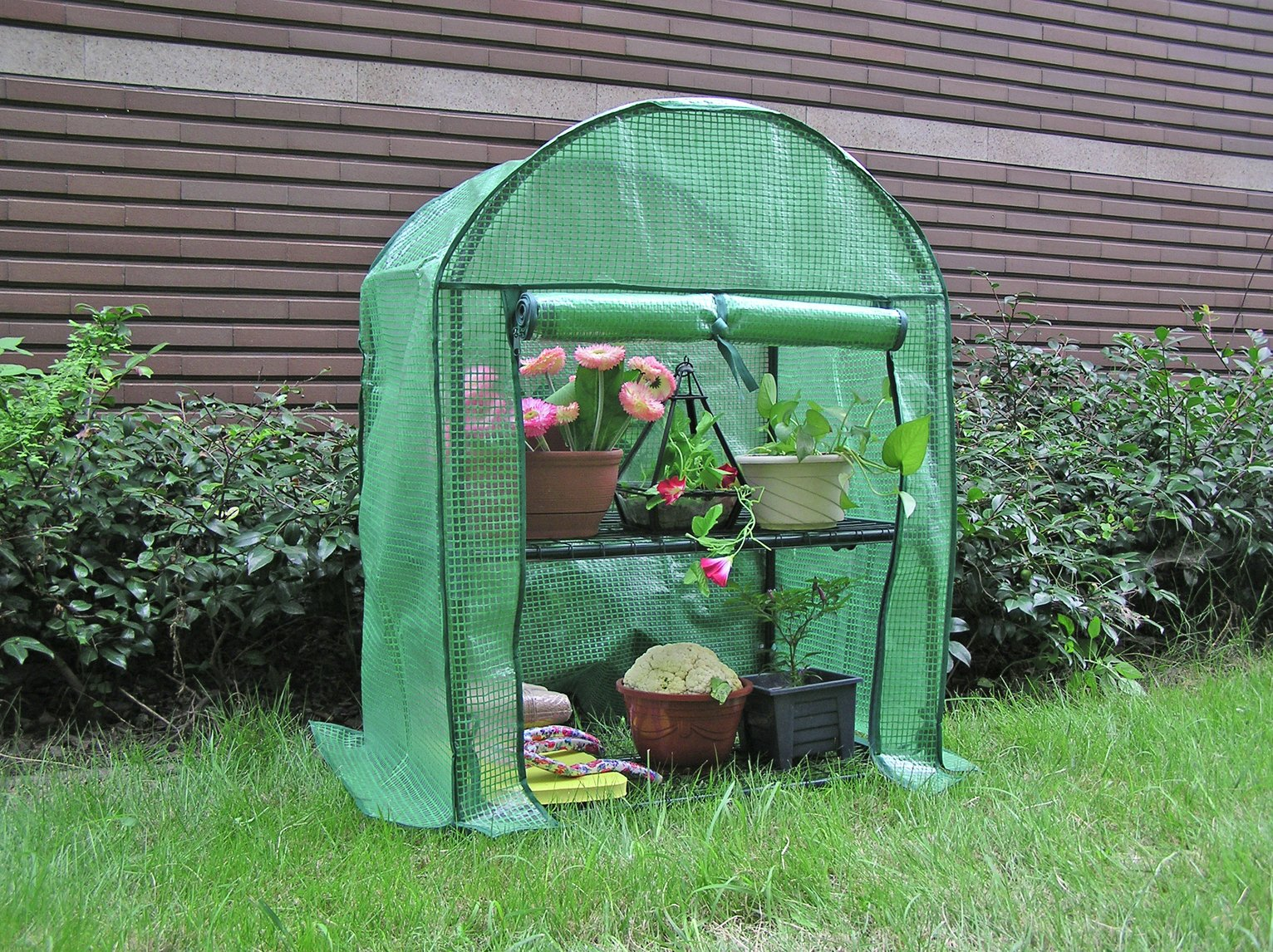 Image of 2 Tier Mini Greenhouse