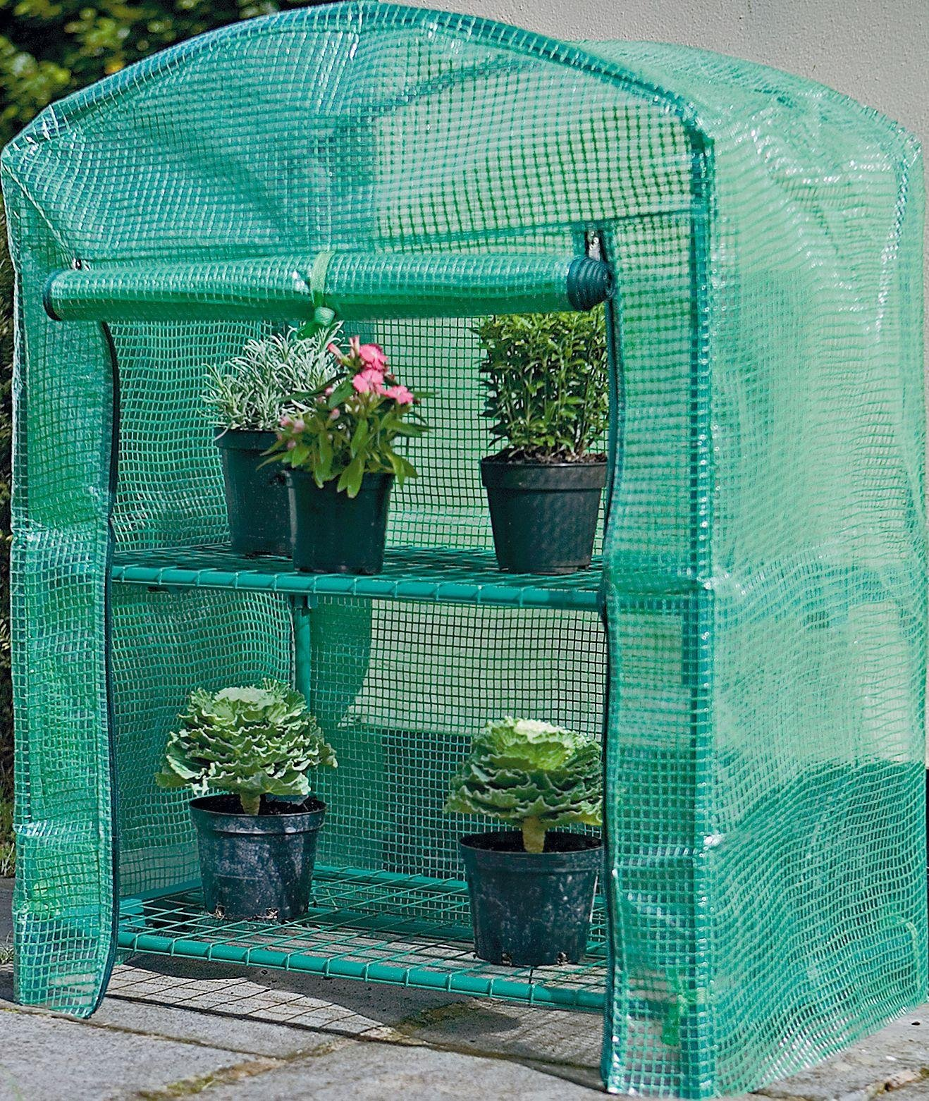 2 Tier Mini Greenhouse