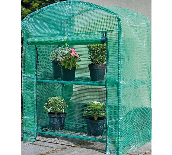 buy 2 tier mini greenhouse at your online. Black Bedroom Furniture Sets. Home Design Ideas