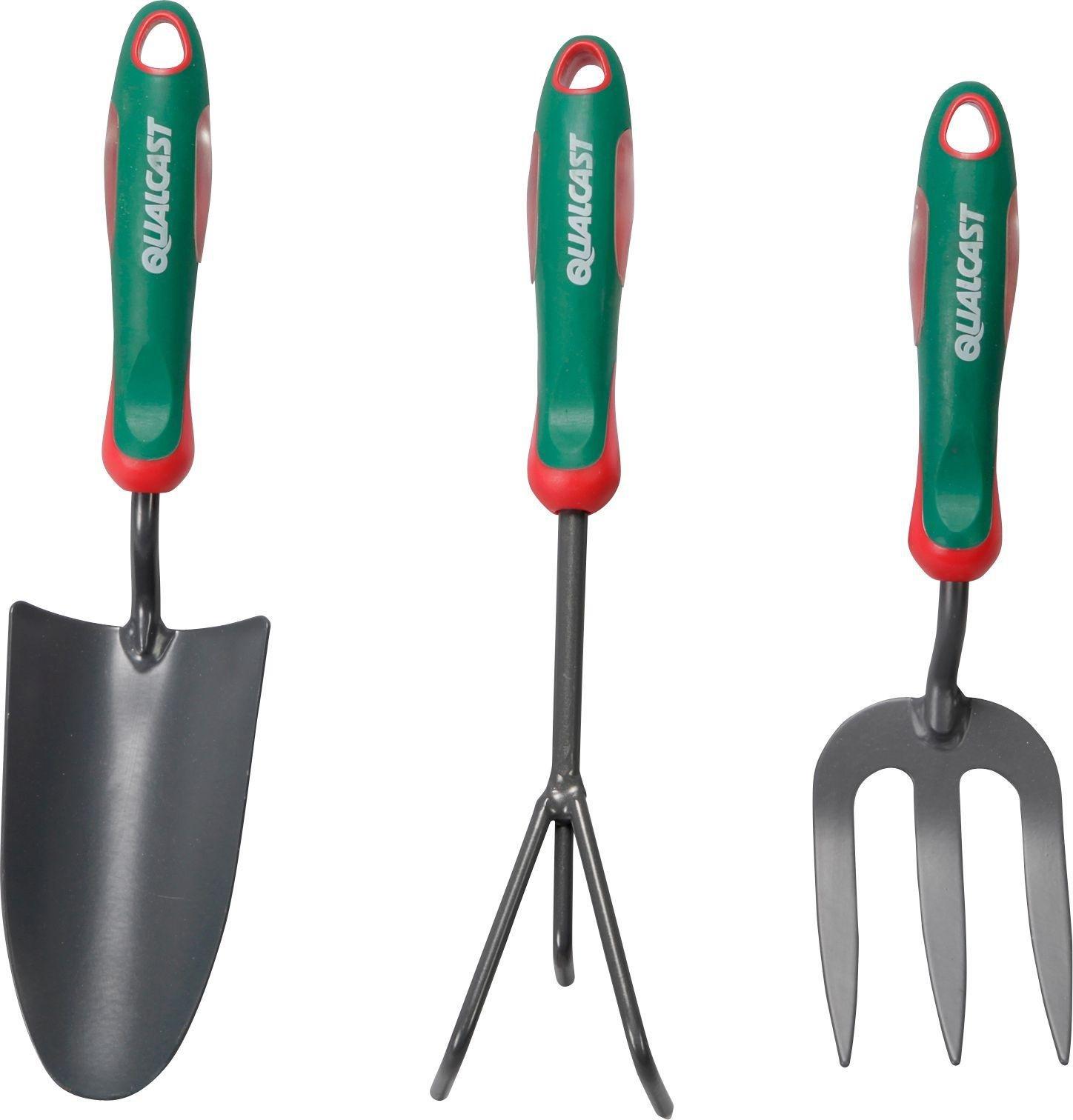 Buy Qualcast Garden 3 Piece Hand Tools Set at Argoscouk Your