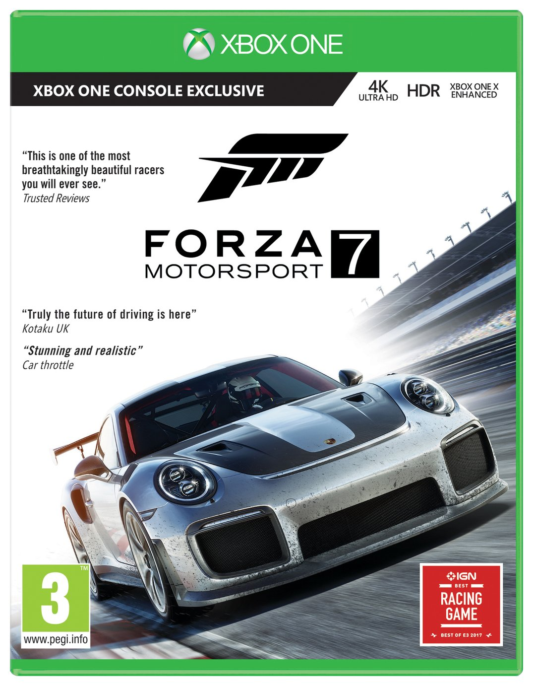 Forza 7 Xbox One Game