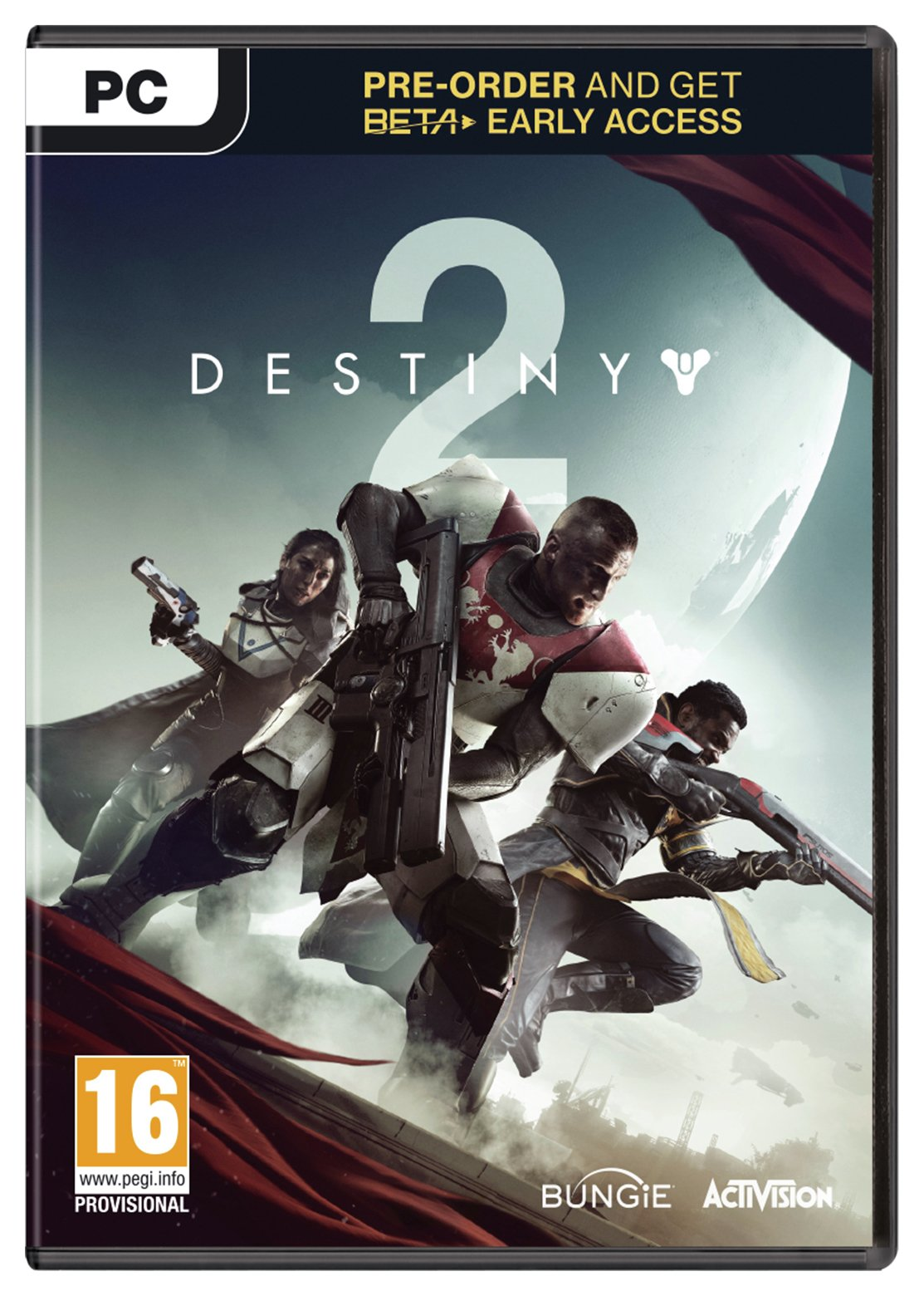 Image of Destiny 2 PC Game