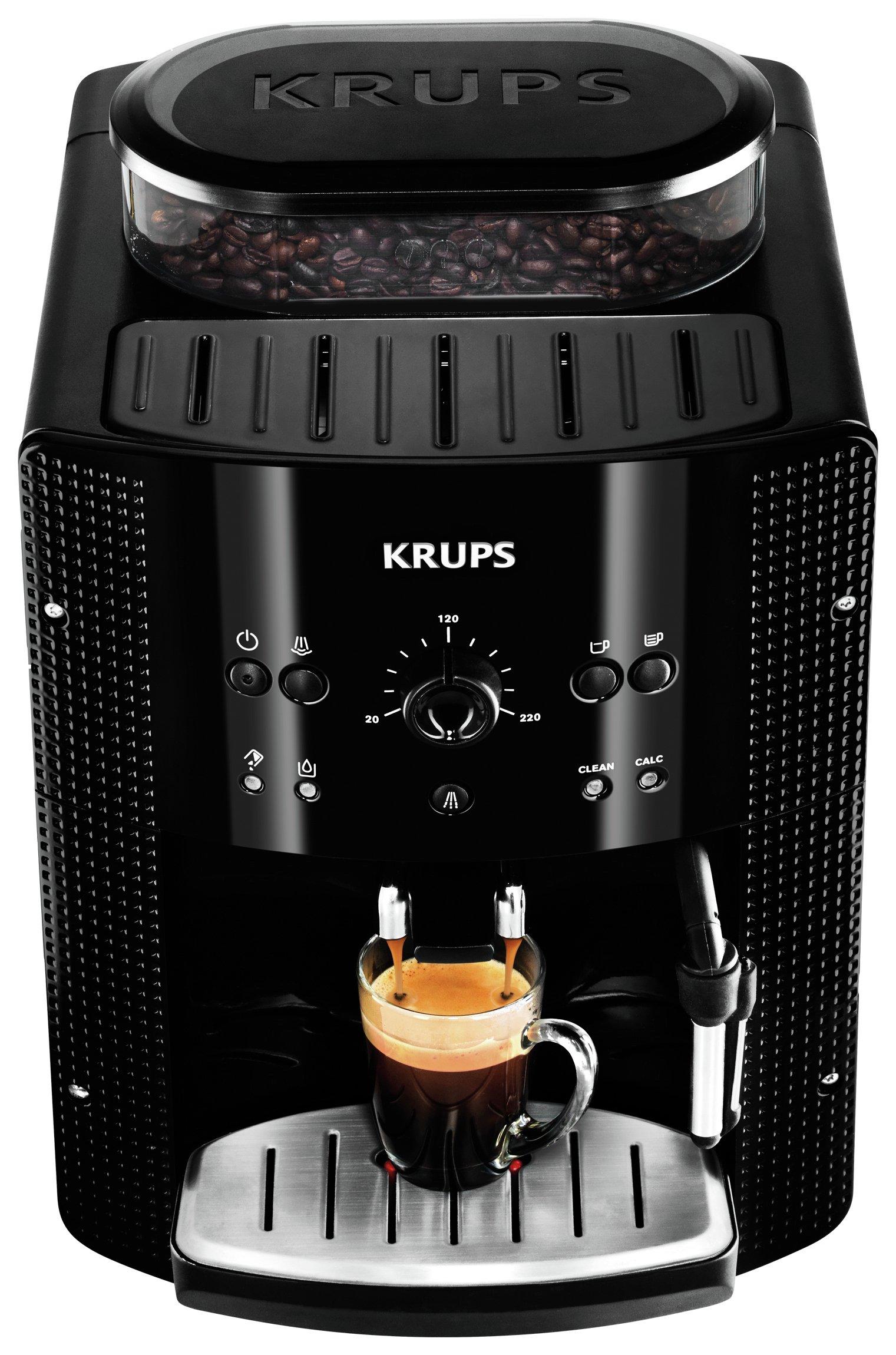 Krups Espresseria Ea8108 Bean To Cup Coffee Machine