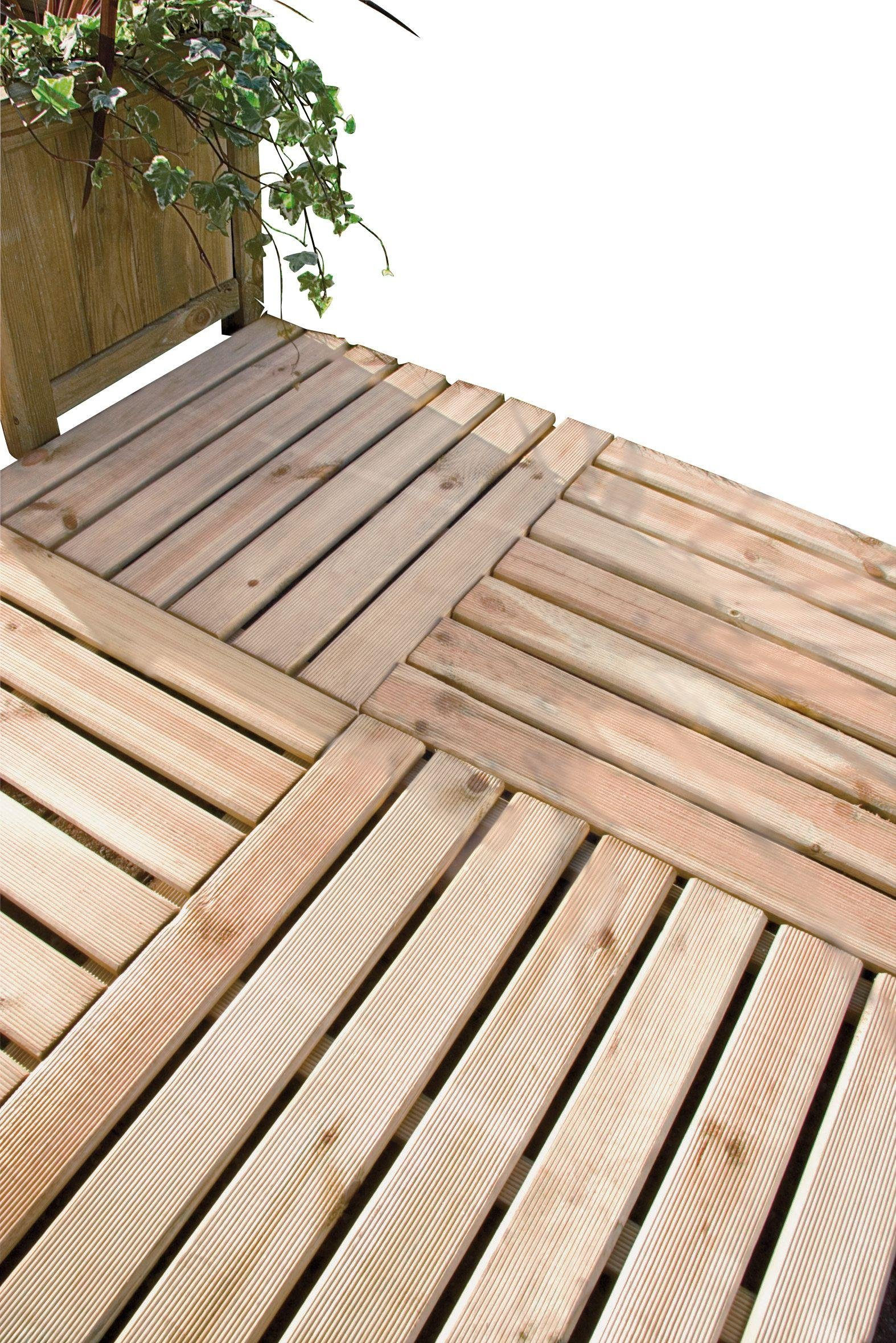decking tiles pack of
