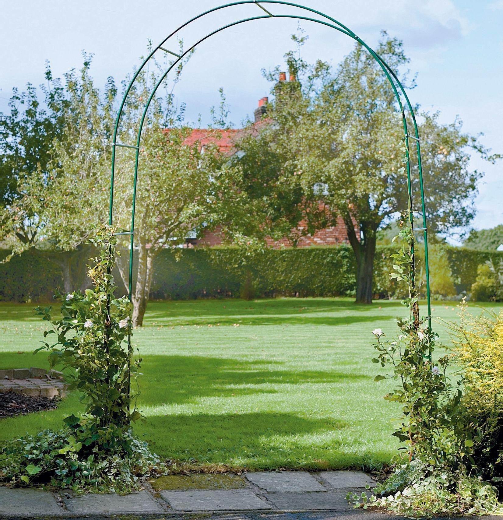 Steel Garden Rose Arch721/8118