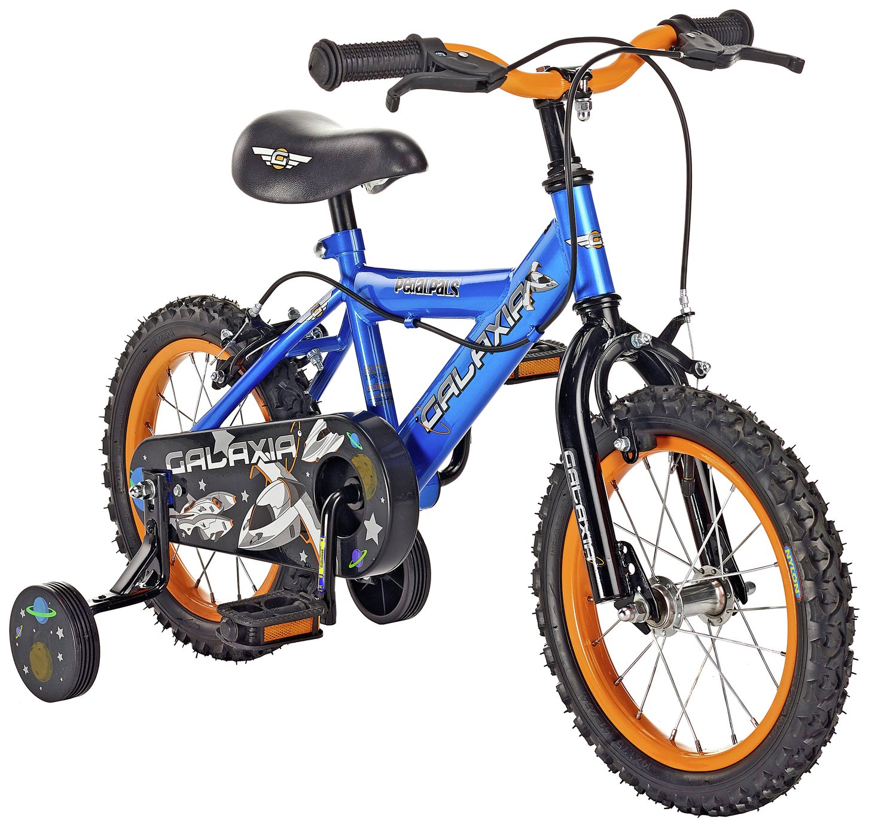 Pedal Pals 14 Inch Galaxia Kids Bike