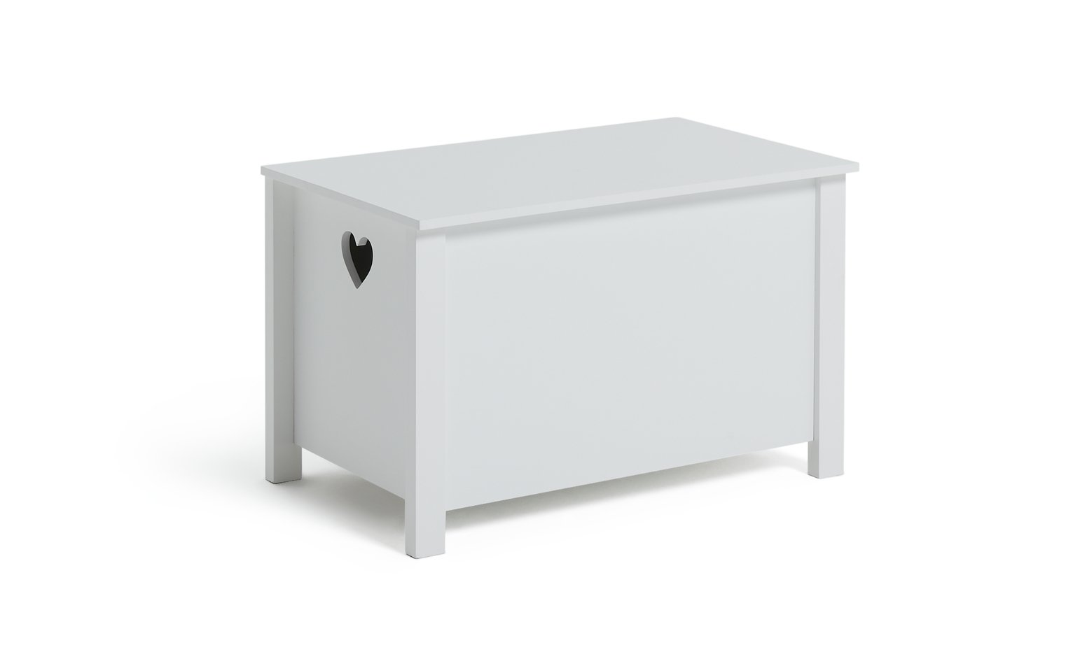 Image of Collection New Mia Toy Box - White