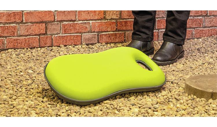 St Helens Home and Garden Memory Foam Garden Kneeler