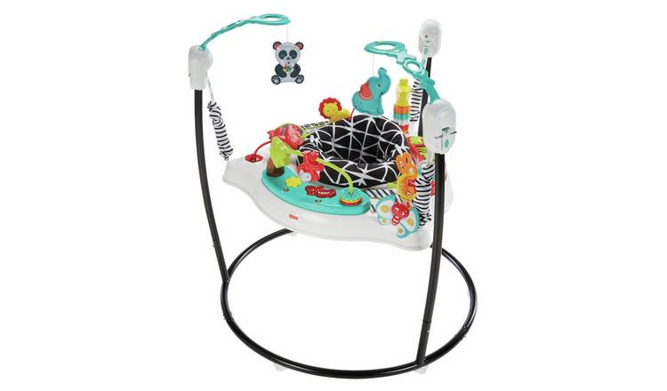 Fisher-Price Animal Wonders Jumperoo 7