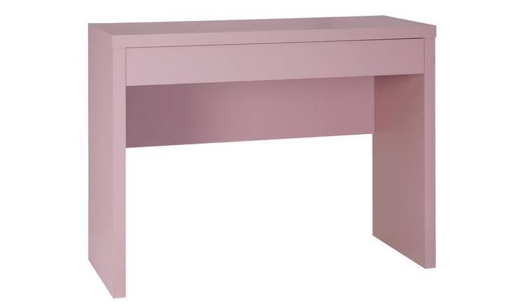 Argos Home Jenson Hollowcore Dressing Table Desk -Dusty Pink
