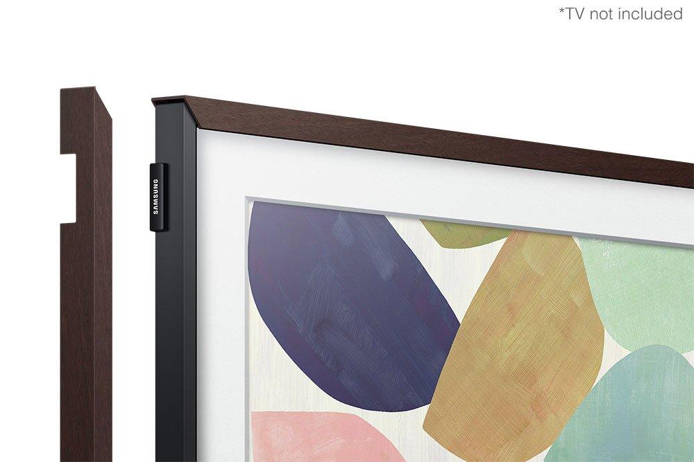 Samsung Customisable Bezel for The Frame�32 Inch TV - Brown