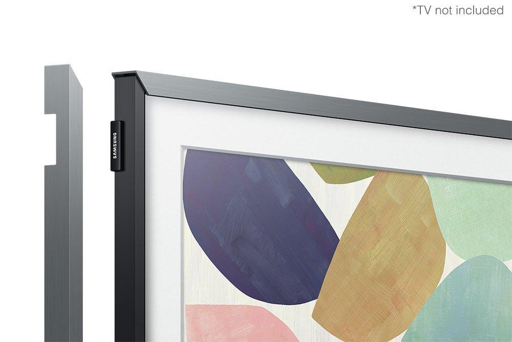 Samsung Customisable Bezel for The Frame�32 Inch TV-Platinum