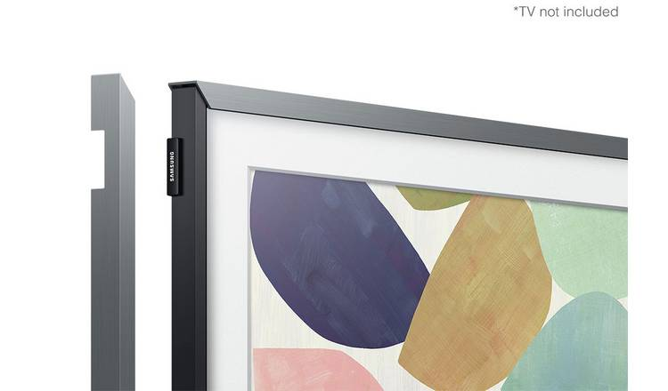 Samsung Customisable Bezel for The Frame 32 Inch TV-Platinum