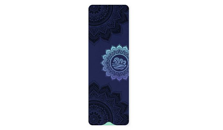 Myga Pro 6mm Thickness Printed Nula Mandala Yoga Mat