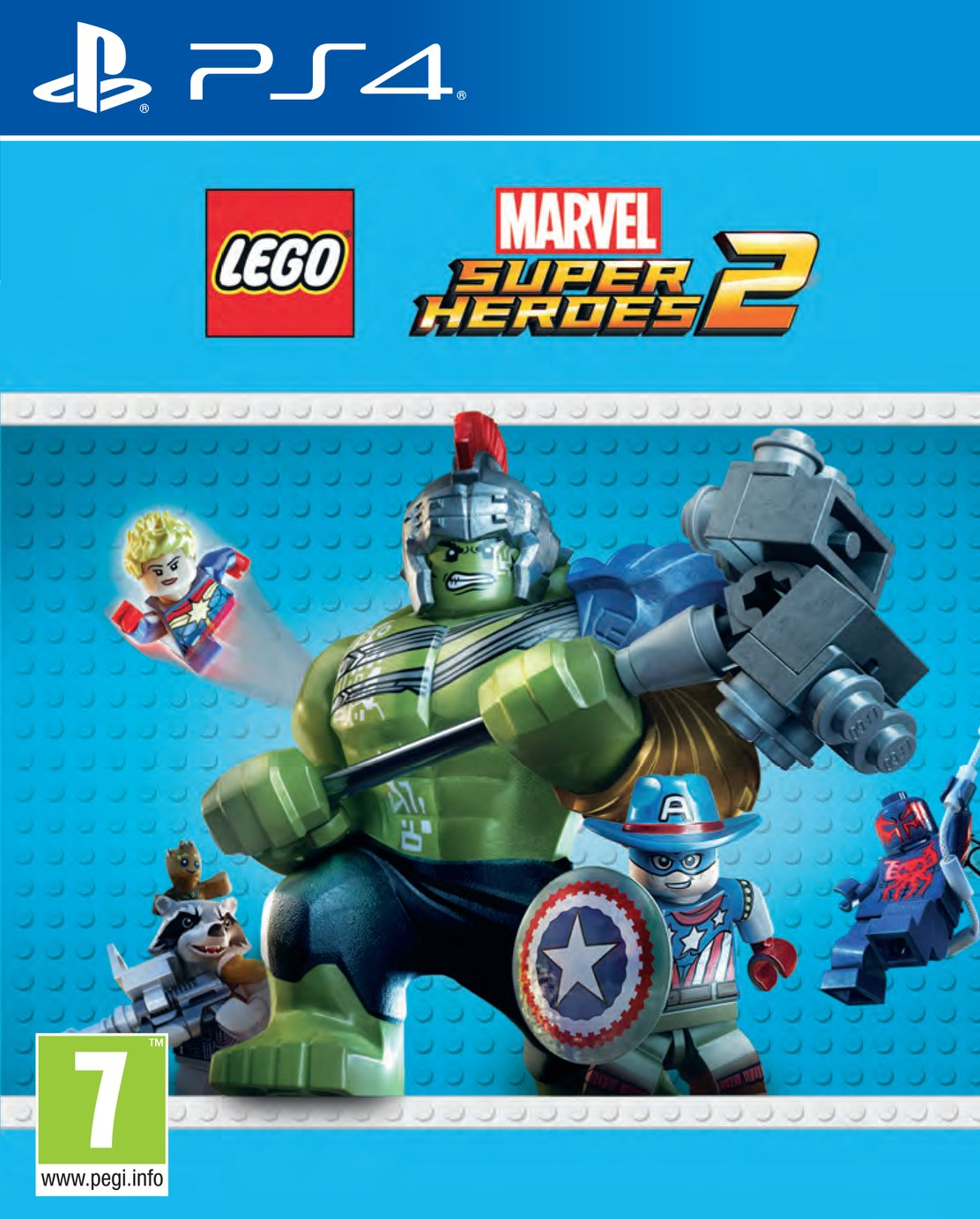 LEGO Marvel Super Heroes 2 PS4 Game