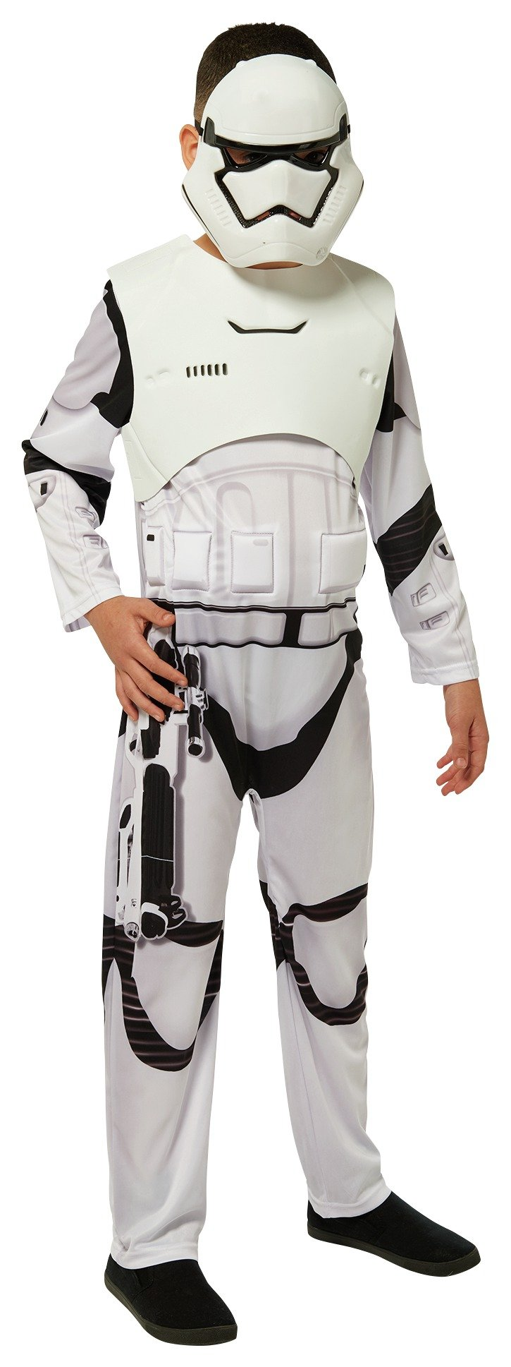 Star Wars Children's Stormtrooper Fancy Dress - 7-8 Years