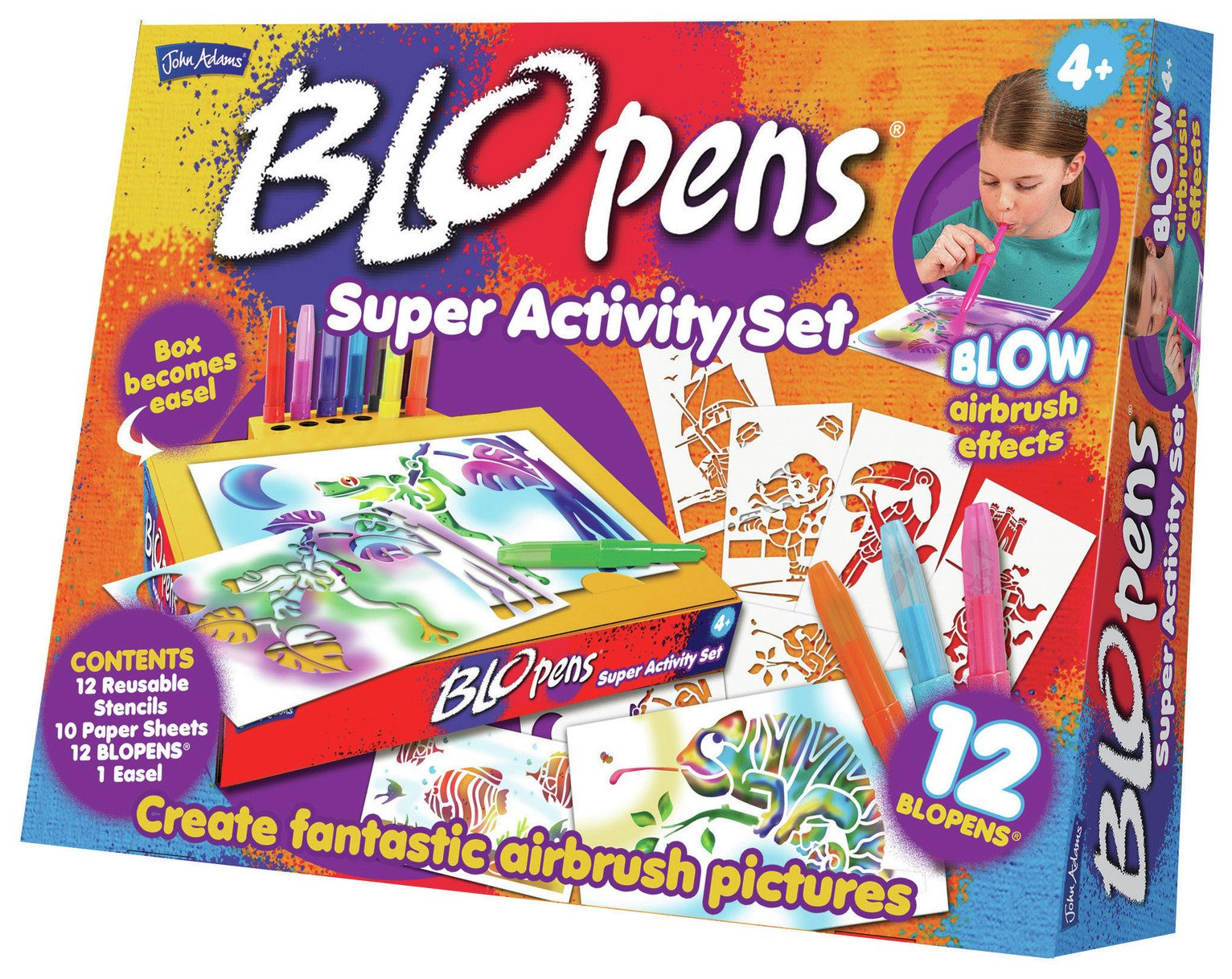 Image of BLO Pens Super Activity Set