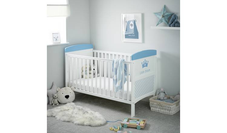 Little Prince Obaby Grace Inspire Cot Bed