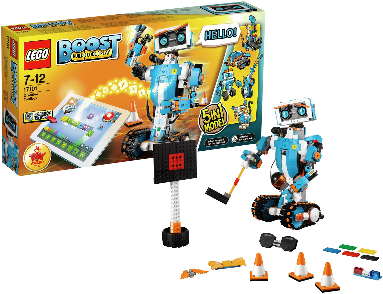LEGO Boost Creative Toolbox - 17101