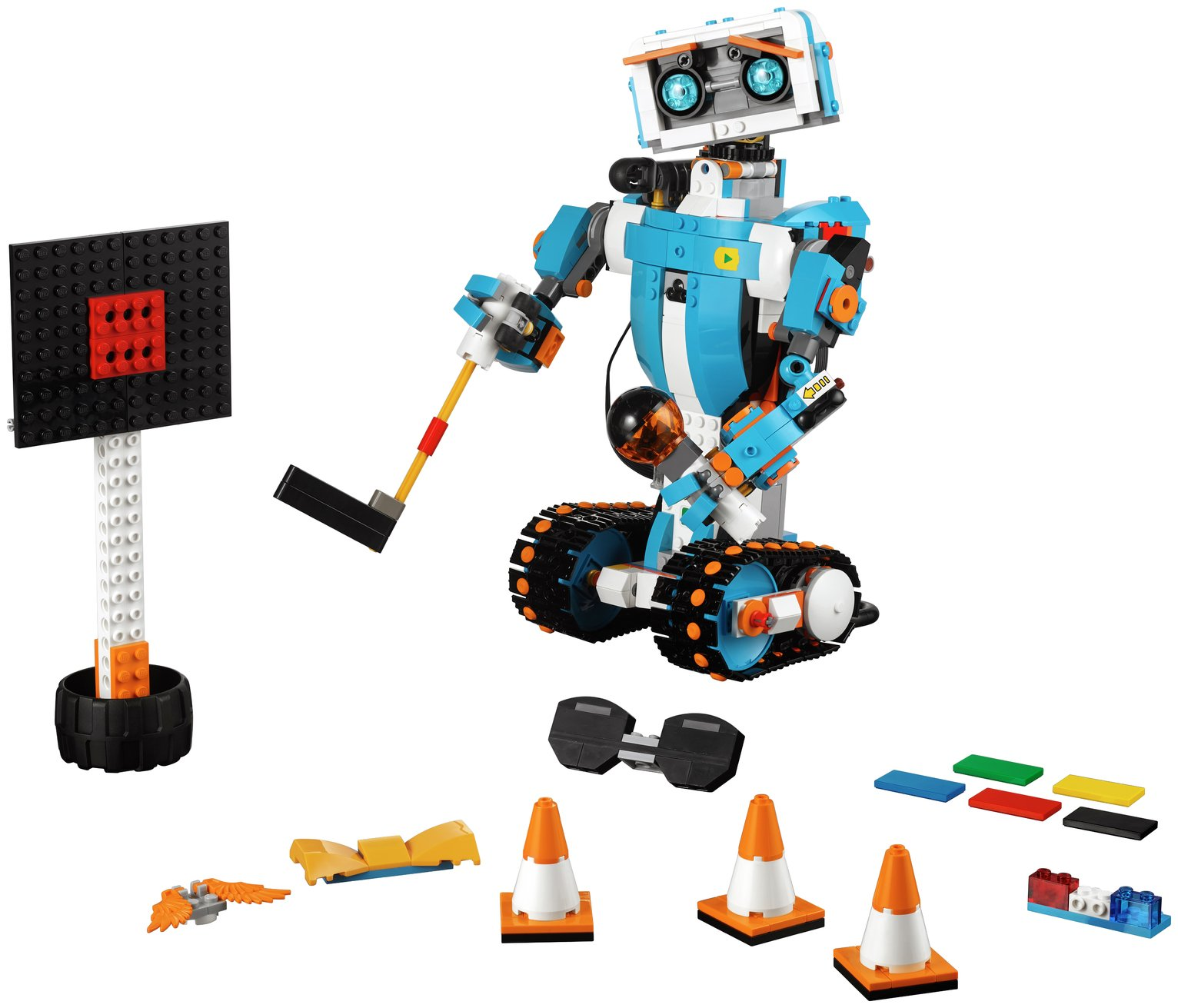 Image of LEGO Boost Creative Toolbox - 17101