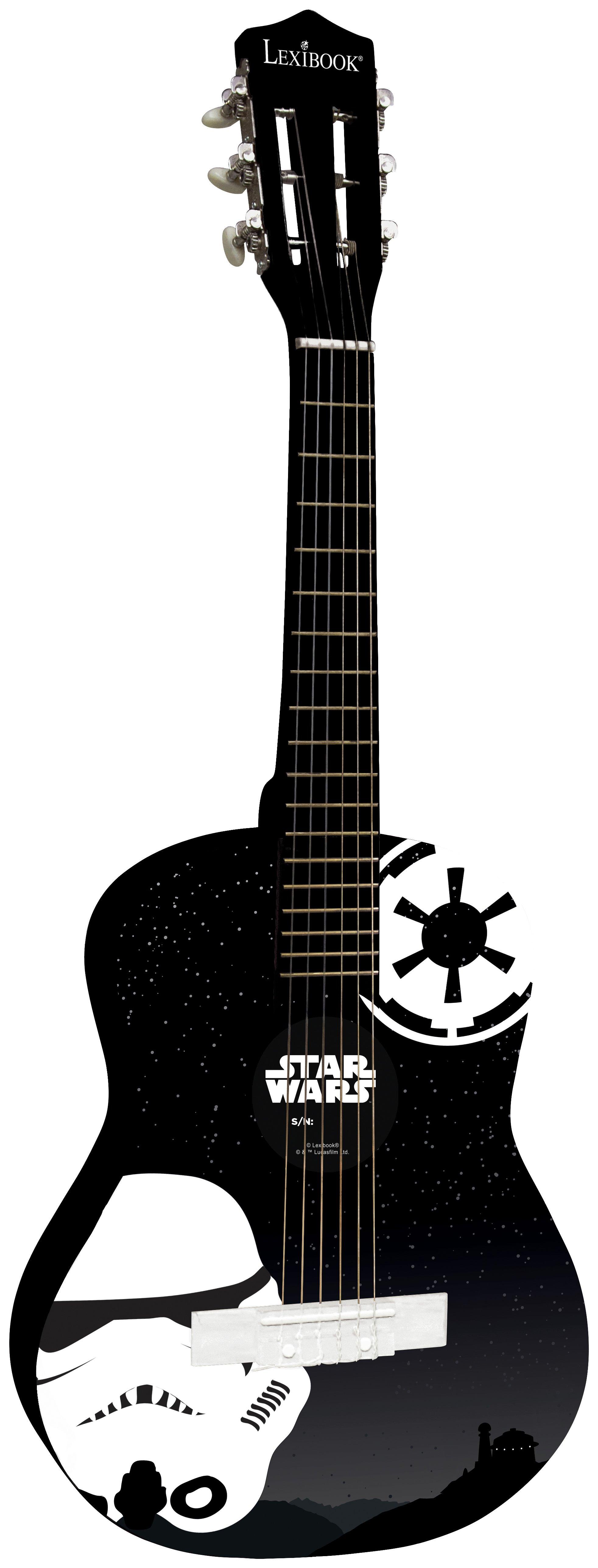 Star Wars Junior Acoustic Guitar.