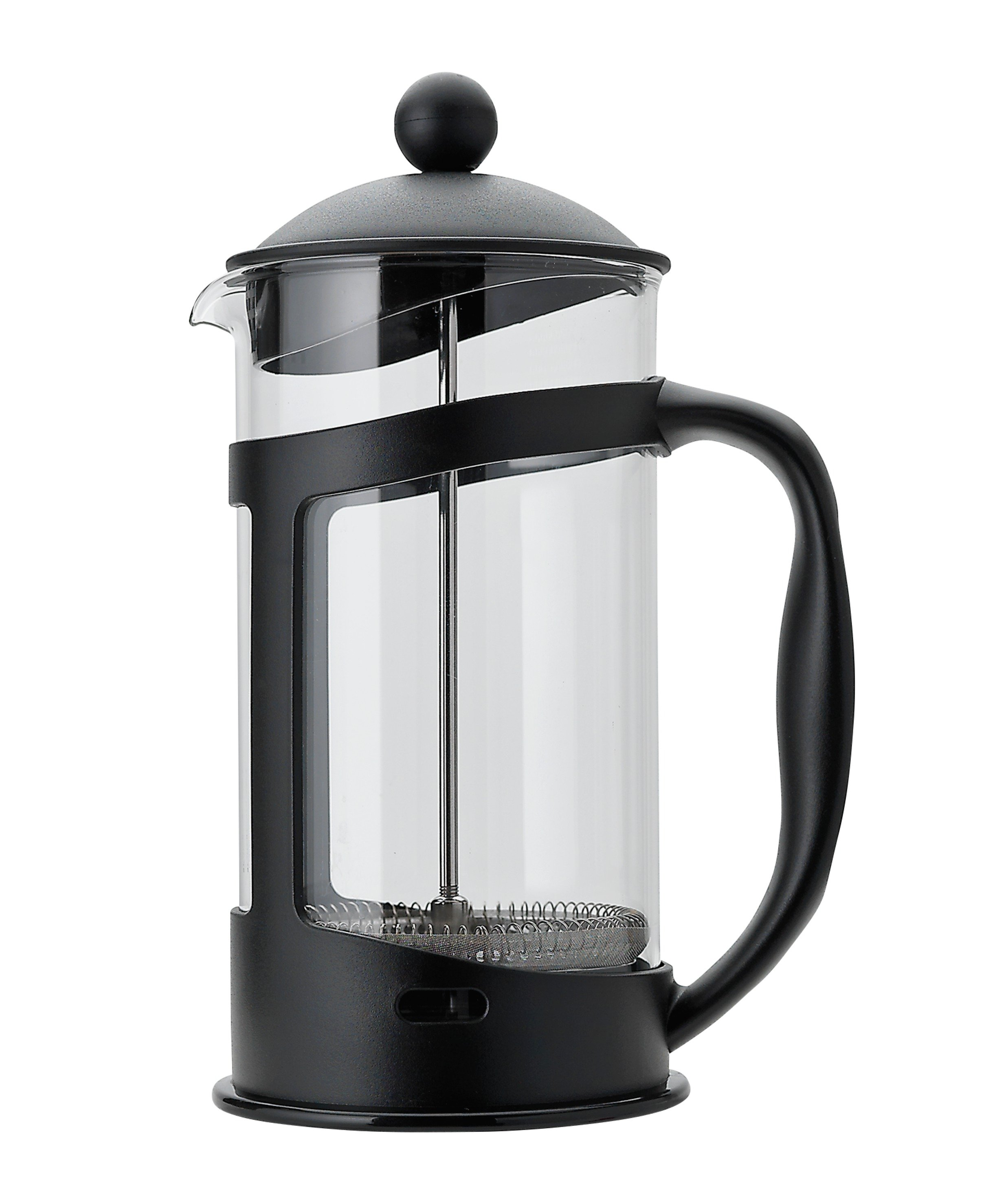 Sainsbury's Home 8 Cup Plastic Cafetiere