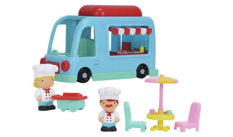 Chad Valley Tots Town Food Truck Playset