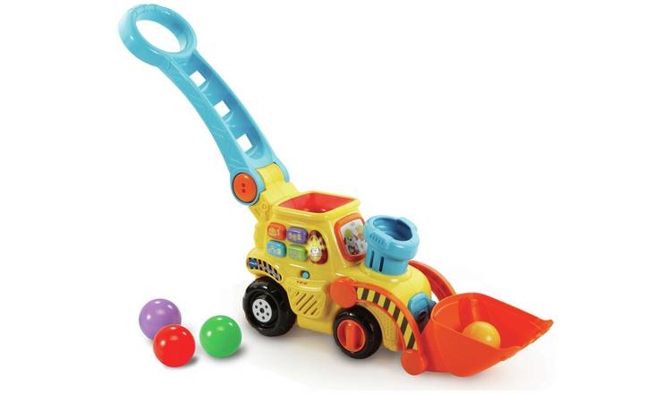 VTech Pop a Ball Pop & Drop Digger