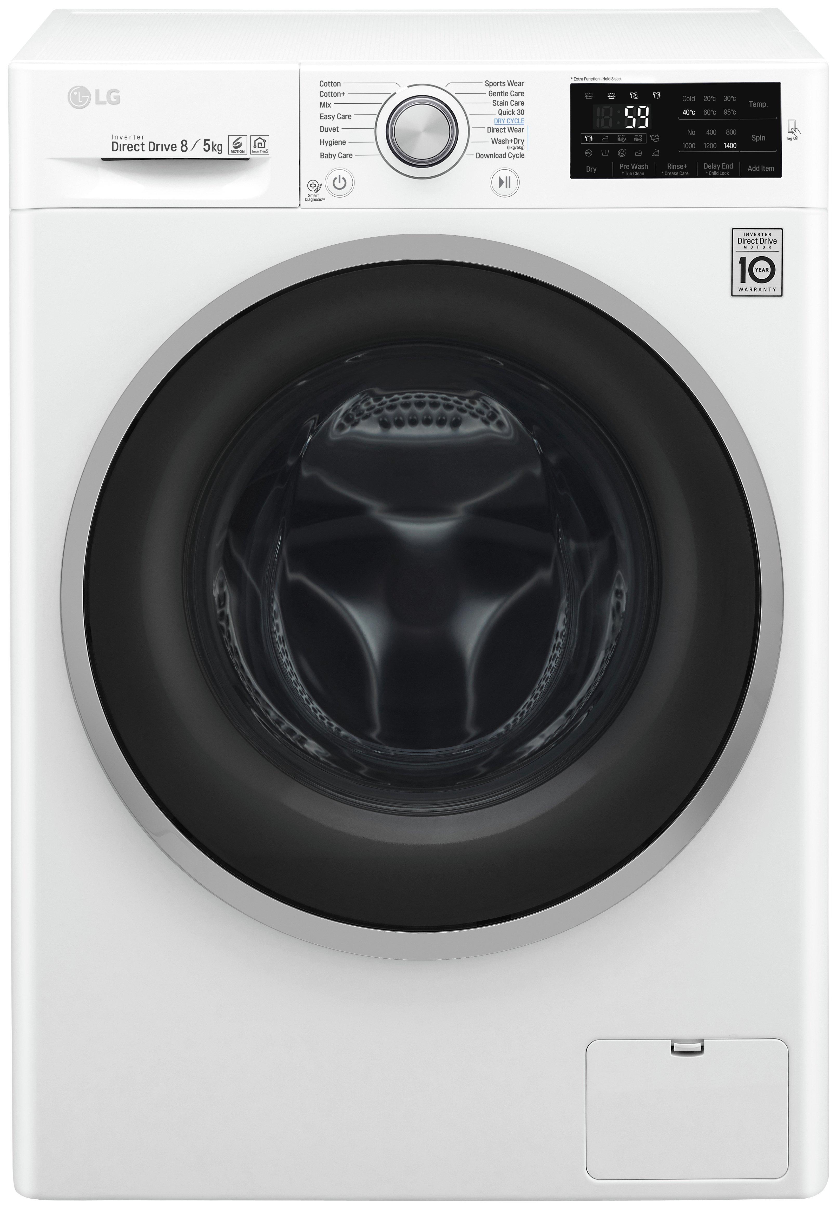 Image of LG F4J6TM1W