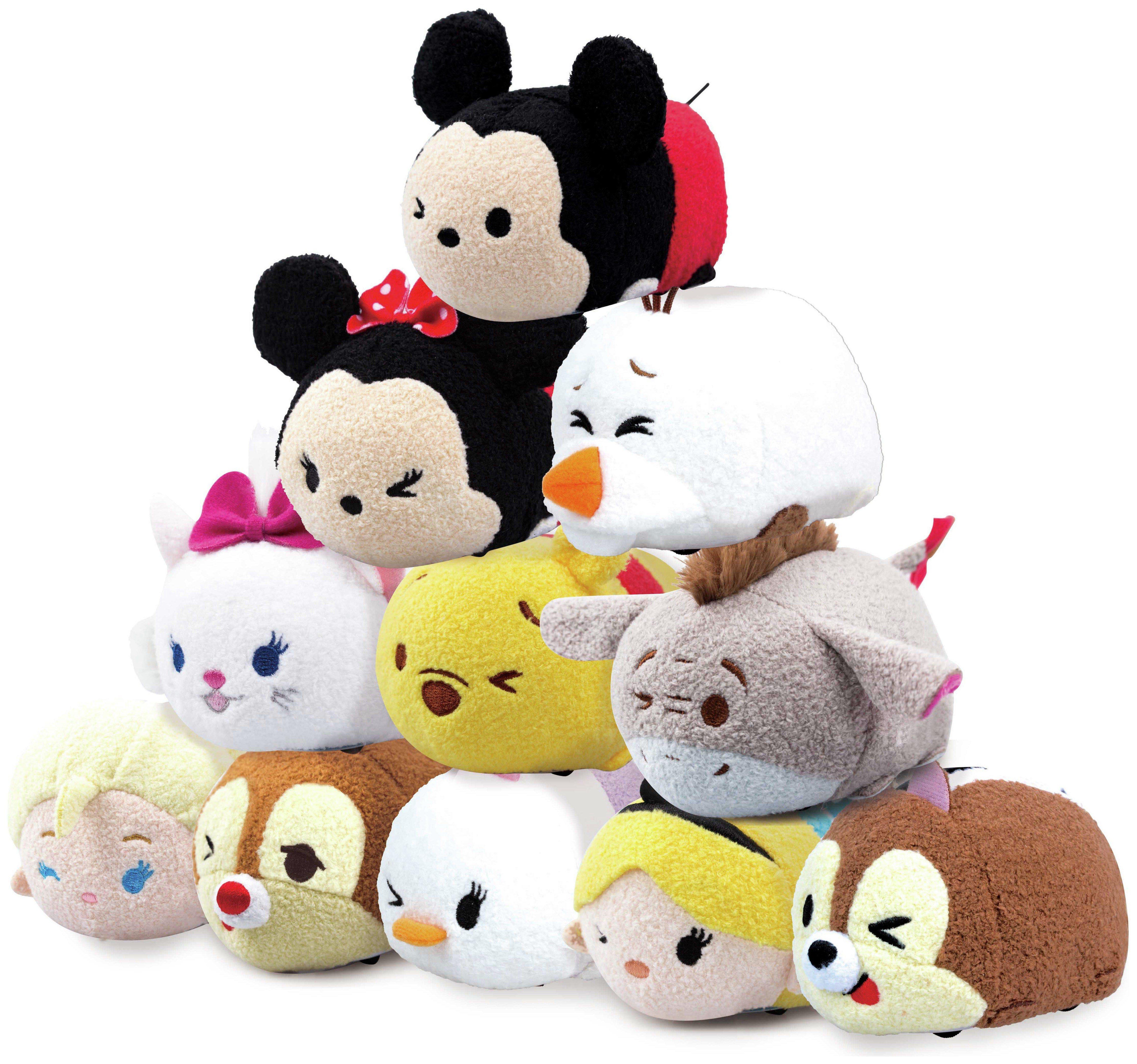 Buy Disney Tsum Tsum Series 1 Zippies Soft Toy
