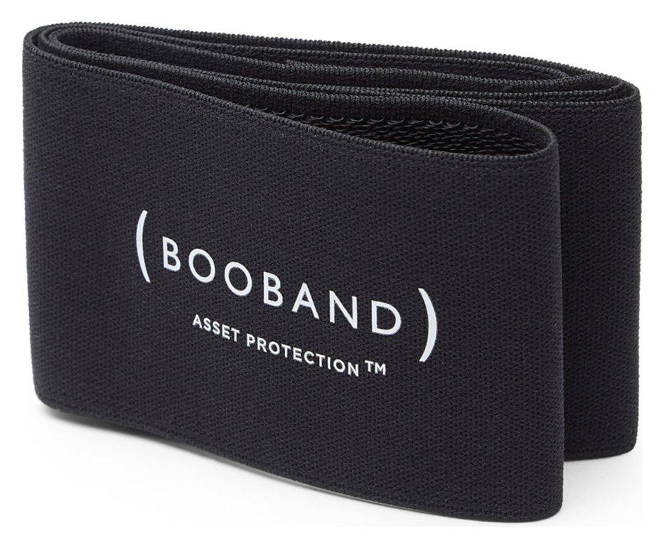 Booband Medium Breast Support - Black