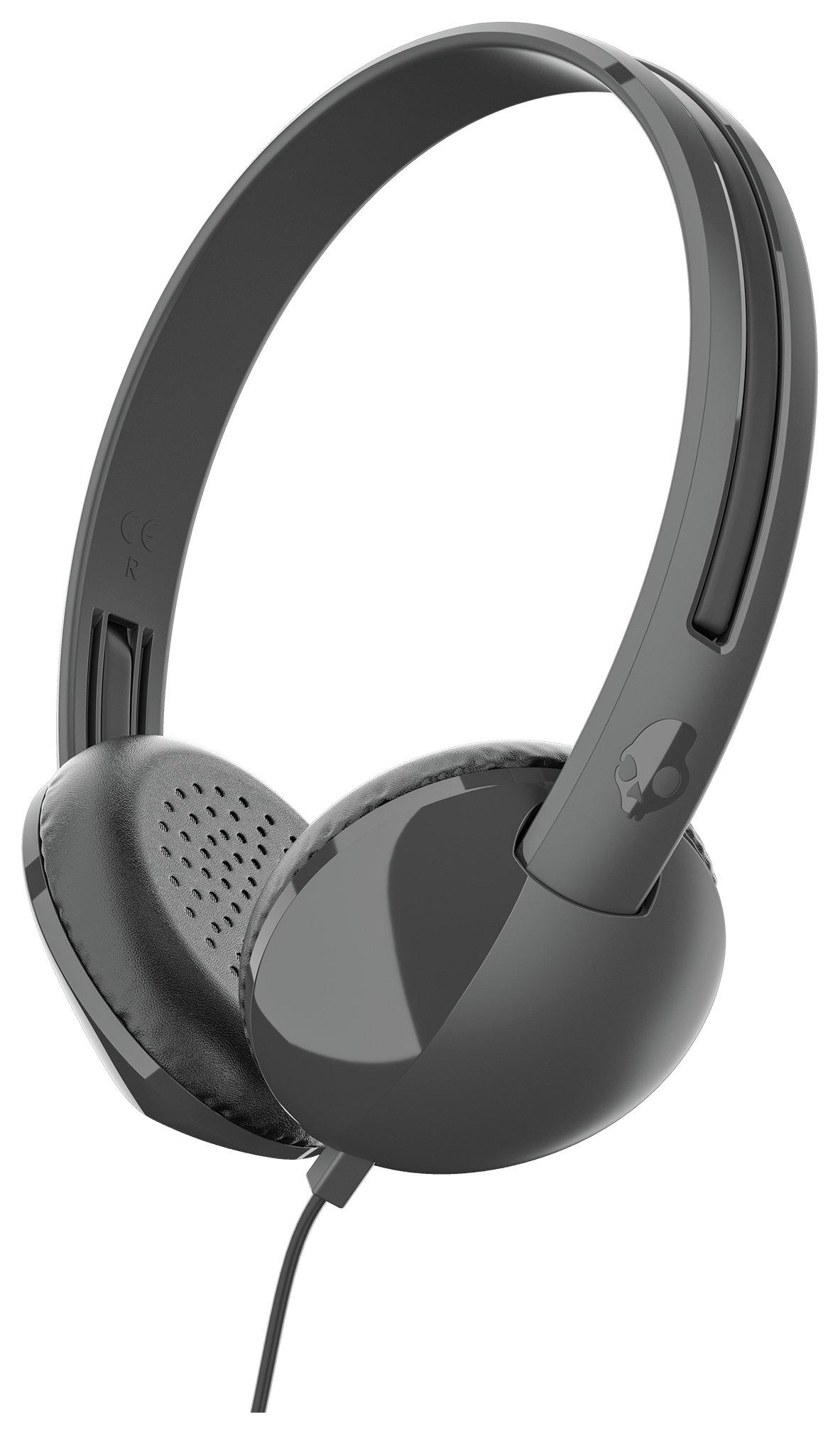 Skullcandy Stim On-Ear Headphones - Black