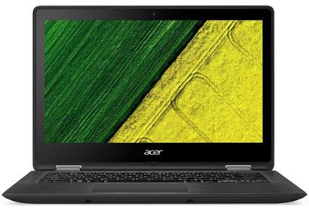 Acer Spin 5 13 Inch i3 4GB 128GB Laptop - Black.